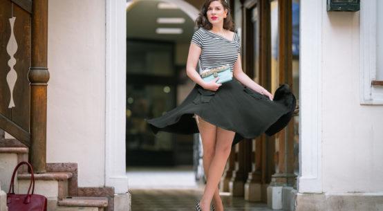 Streifenshirt: Die Geschichte des Modeklassikers & Styling-Tipps