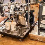 Hochwertige Kaffeemaschinen und Küchenzubehör auf dem New Heritage Festival München
