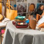 Hochwertige Lederhandtaschen und -Accessoires auf dem New Heritage