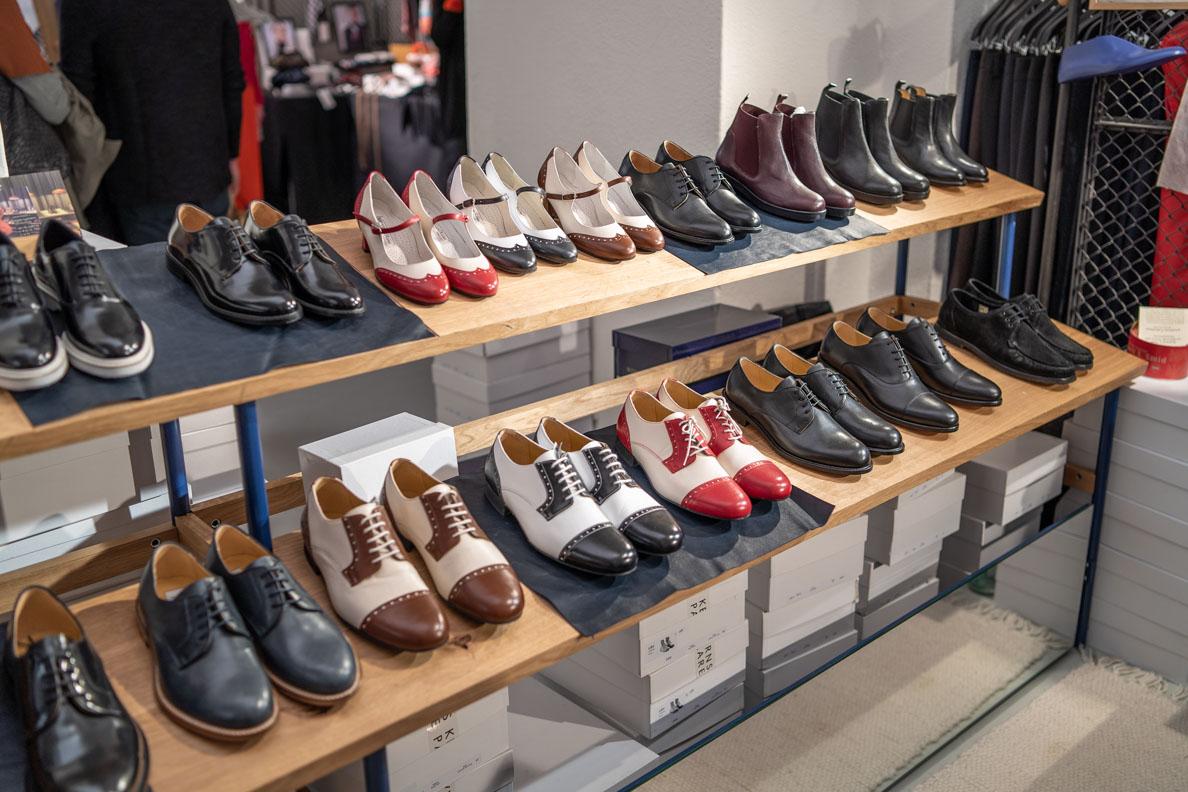 """Eine Auswahl an Schuhen von """"Kerns Paare"""""""