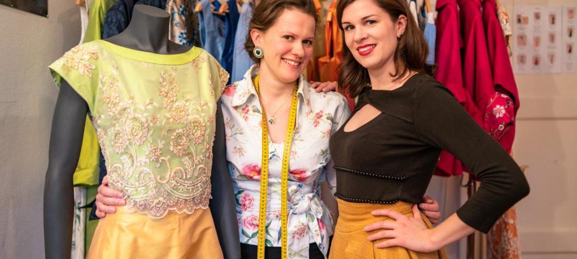Honór Couture: Elegante Damenmode handgemacht in München