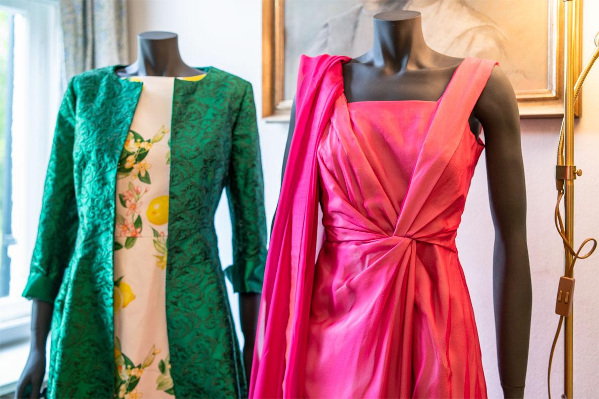 Ein Blick ins Atelier von Honór Couture aus München