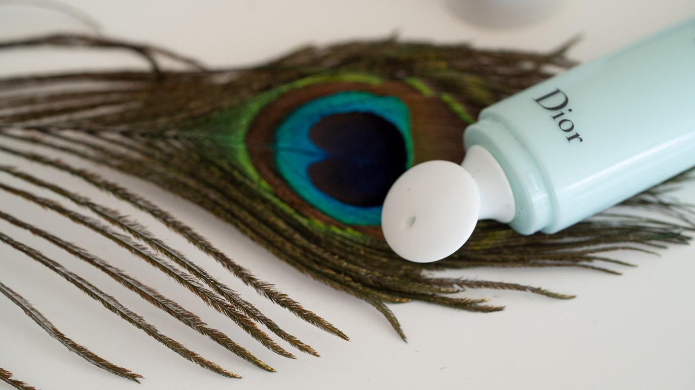 Der Applikator der Augengels von Dior