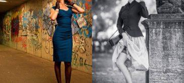 Vintage-Mode im Alltag tragen: 5 Tipps wie Du Dich in Deiner Retro-Kleidung wohler fühlst