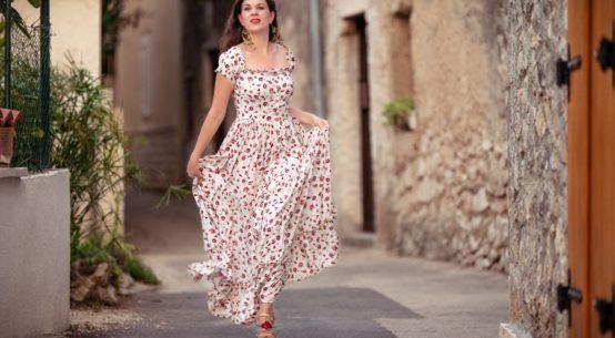 Style-Guide: So trägst, stylst & kombinierst Du Maxikleider im Sommer richtig