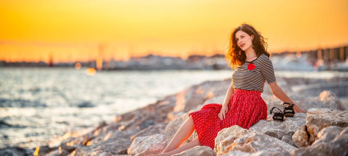 Ich packe meinen Koffer und nehme mit: Traumhaft schöne Urlaubs-Outfits für den Sommer