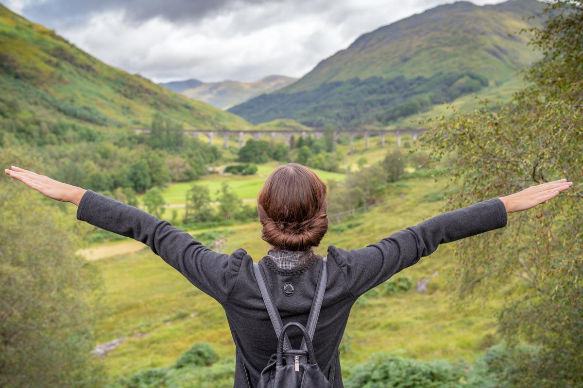 Schottland Packliste Outfits: Meine Looks für unsere Schottland-Rundreise