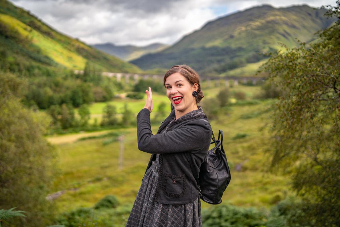RetroCats Schottland-Rundreise: Outfit-Packliste und Route