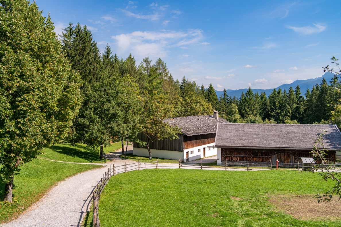 Ausflugstipp für Oberbayern: Das Freilichtmuseum Glentleiten in Großweil