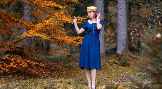 Entspannung, Beauty, Mode & Natur: Mein perfekter Herbsttag