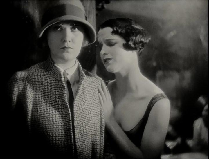 """Lulu im Film """"Die Büchse der Pandora"""" aus dem Jahr 1929"""