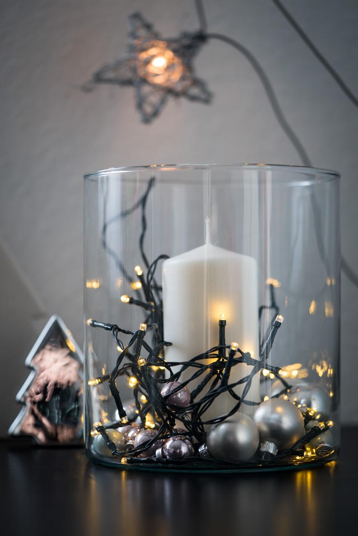 Winter-Tipps: Kerzen und Lichterketten sorgen für gute Laune