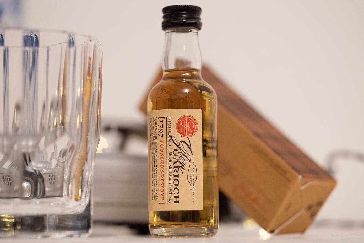 Geschenkideen für den Liebsten zu Weihnachten: Ein Whisky-Probierset