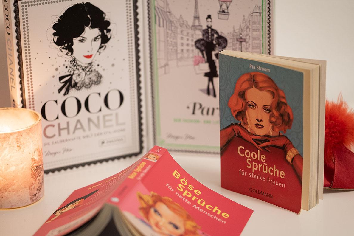 Geschenkideen für die beste Freundin: Witzige und stylishe Bücher