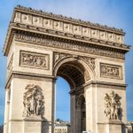 Der Triumphbogen in Paris