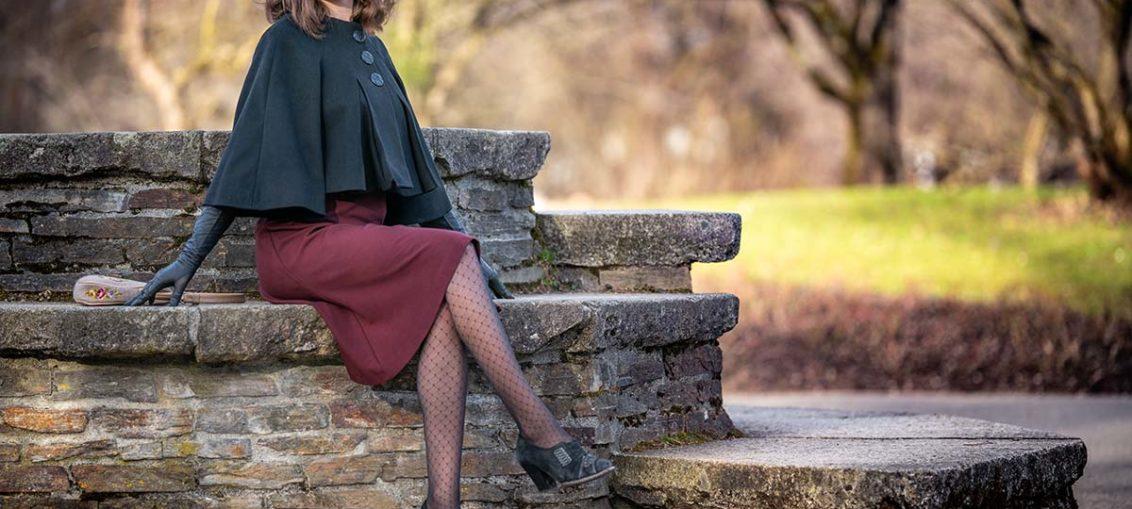 Frühlingserwachen: Elegante Retro-Outfits für die Übergangszeit