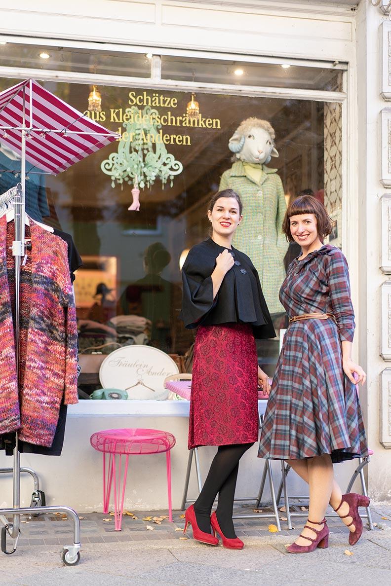 RetroCat bei Fräulein Anders: Ein Vintage-Laden in Berlin