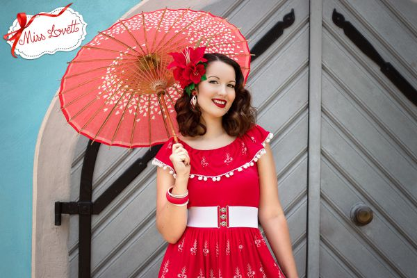 Ein Sommerkleid von Miss Lovett
