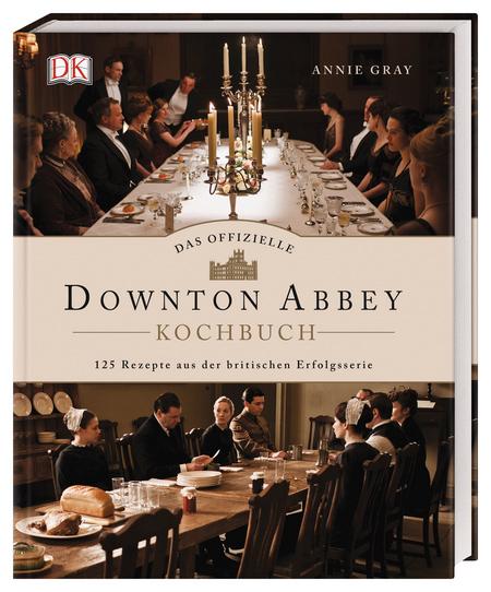 Das Downton Abbey Kochbuch: Cover