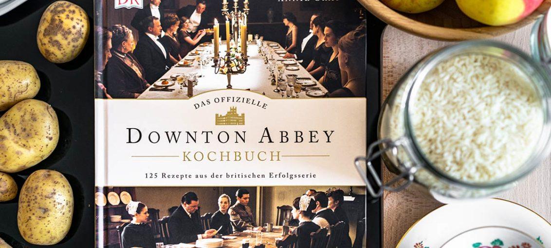 Speisen wie auf Downton Abbey: Das Kochbuch mit 125 Rezepten aus der britischen Erfolgsserie