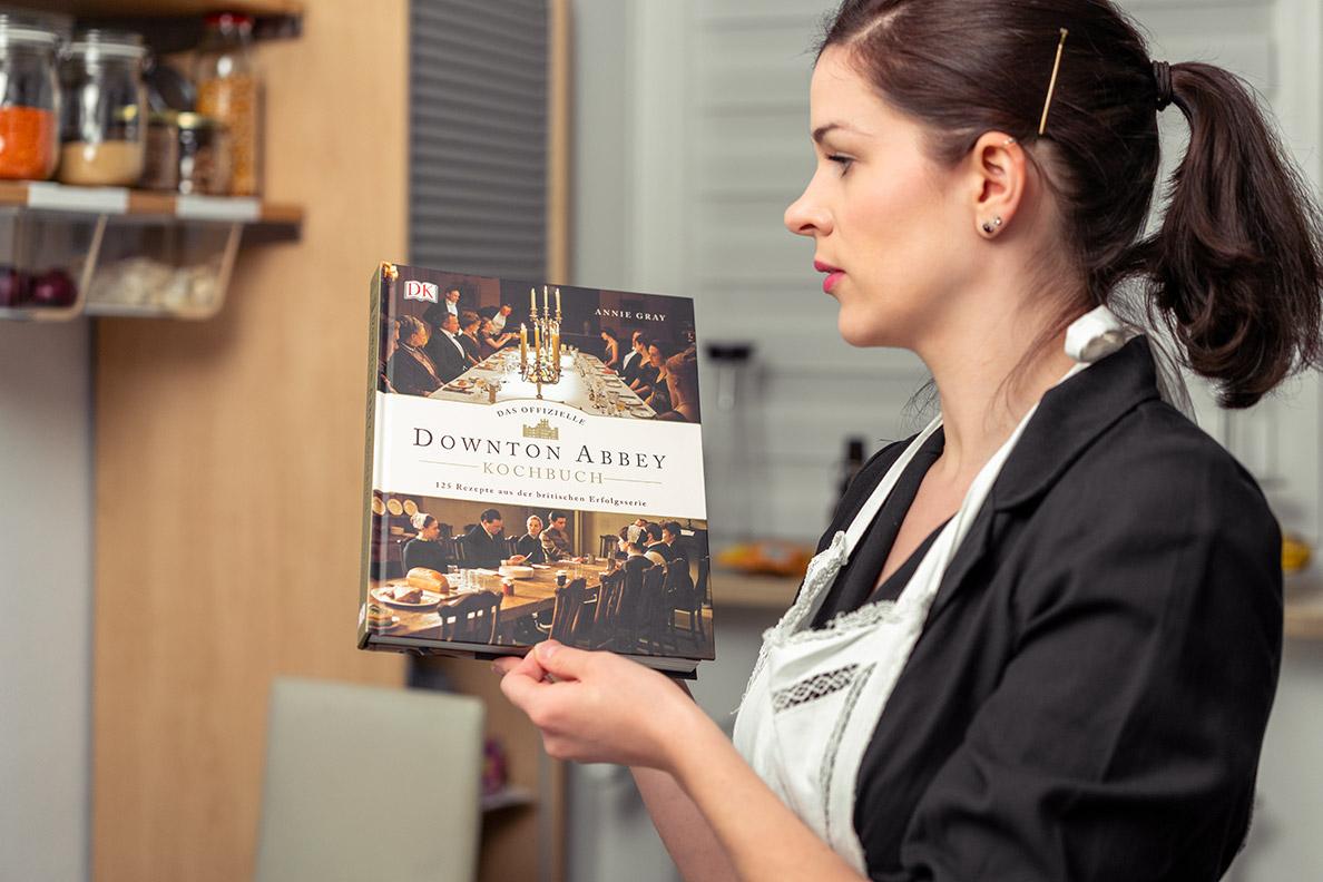 RetroCat stellt das offizielle Downton Abbey Kochbuch vor