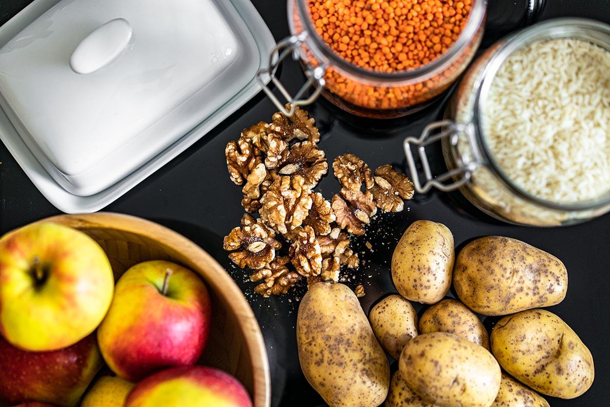 Im offiziellen Downton Abbey Kochbuch kommen meist bodenständige Zutaten zum Einsatz