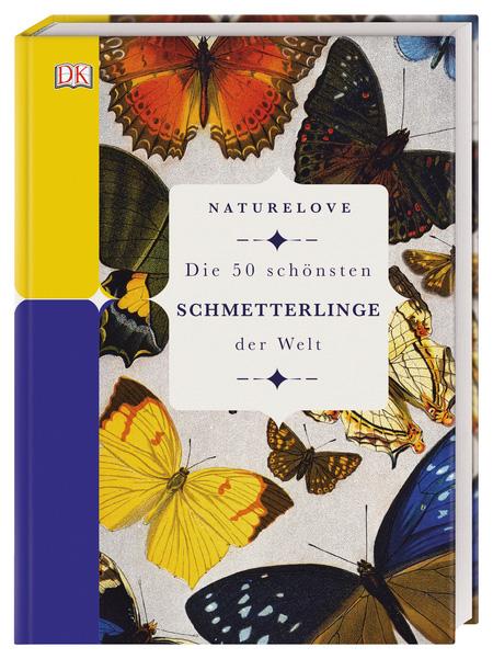 RetroCat stellt das Buch Naturelove Die 50 schönsten Schmetterlinge der Welt vor