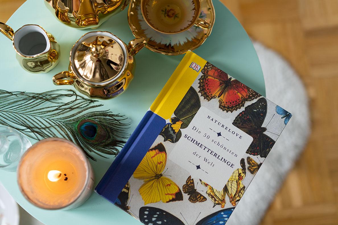 Buchtipp: Die 50 schönsten Schmetterlinge der Welt vom DK Verlag