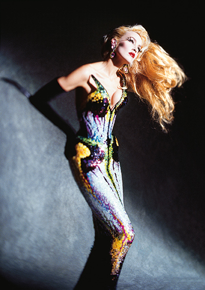 Thierry Mugler Dominique Issermann Jerry Hall 1997