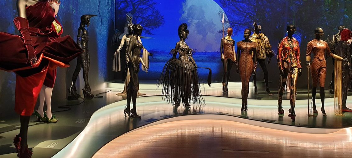 Thierry Mugler. Couturissime: a spectacular fashion exhibition at the Kunsthalle München