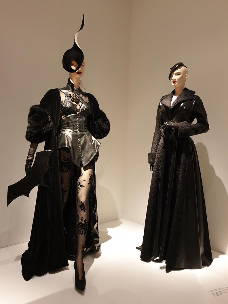 Die Thierry Mugler Ausstellung in München: Belle De Jour und Belle de Nuit