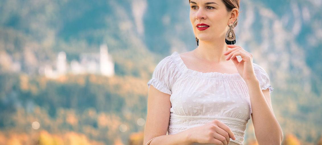 Romantische Tops für den Sommer und wie Du sie kombinierst