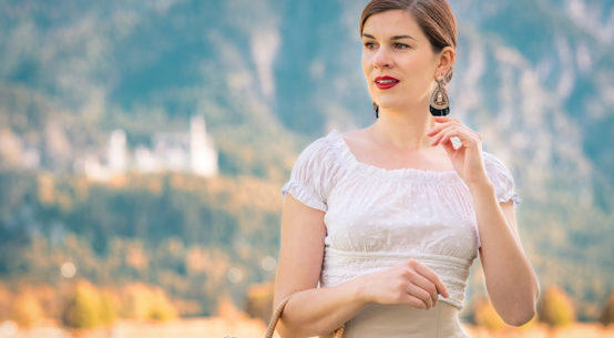Romantic Tops for Summer and how to style them