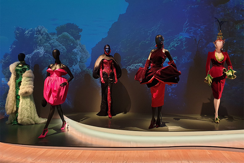 RetroCats weekly review number 2: A visit at the Thierry Mugler exhibition in Munich