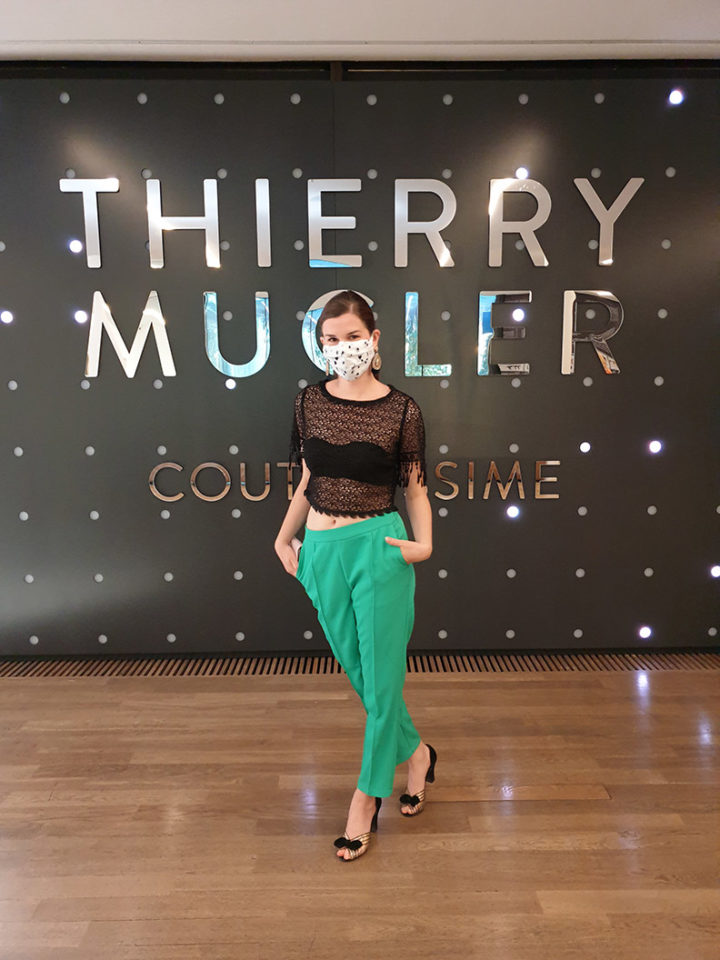 RetroCats weekly review: Her visit at the Thierry Mugler exhibition