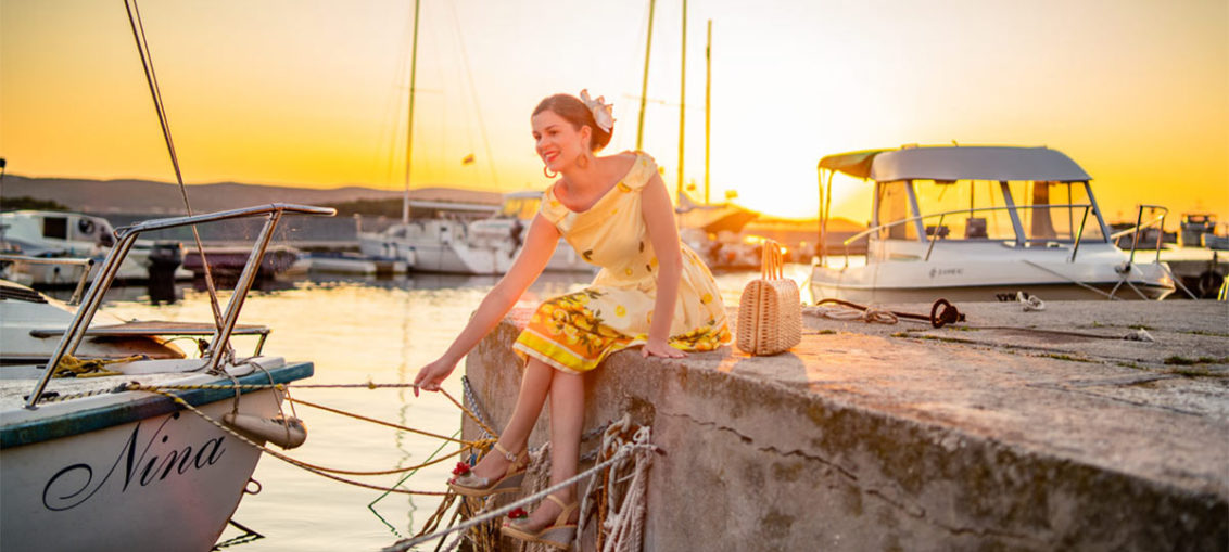 A Summer Dream: How to wear Lemon Prints on different Occasions