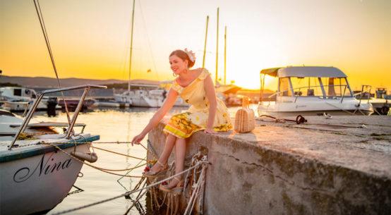 Ein Sommertraum: Zitronenprints für verschiedene Anlässe richtig kombinieren