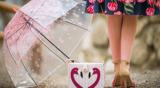 My Week: Walks in the Rain and a joyful Anticipation