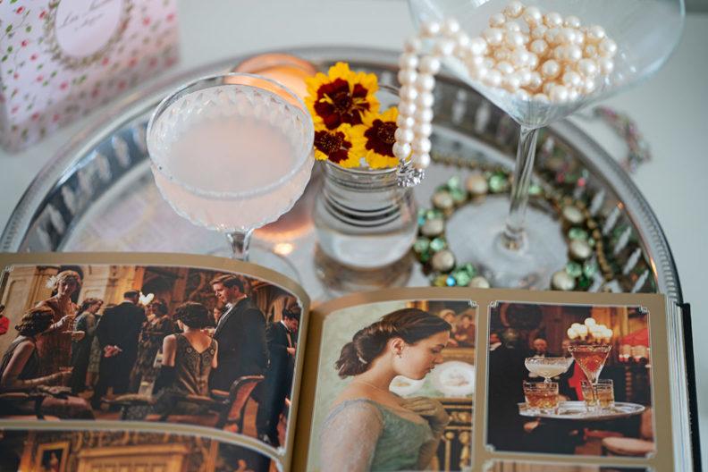 Ein Blick ins Buch: Die offiziellen Downton Abbey Cocktails