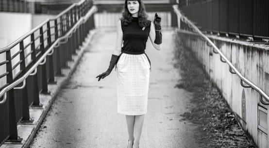 So kreierst Du einen aufregenden Schwarz-Weiß-Look
