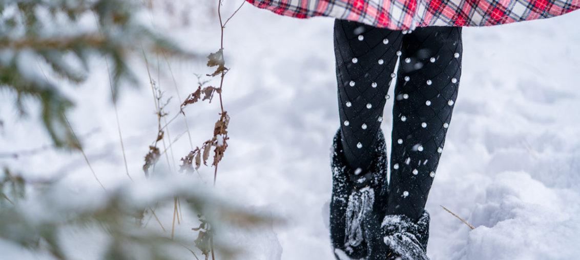 Kuschelige Thermostrumpfhosen & wie Du sie kombinierst