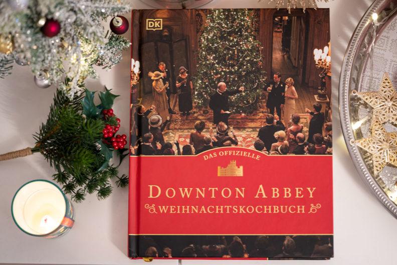 Ein Blick ins Weihnachtskochbuch von Downton Abbey
