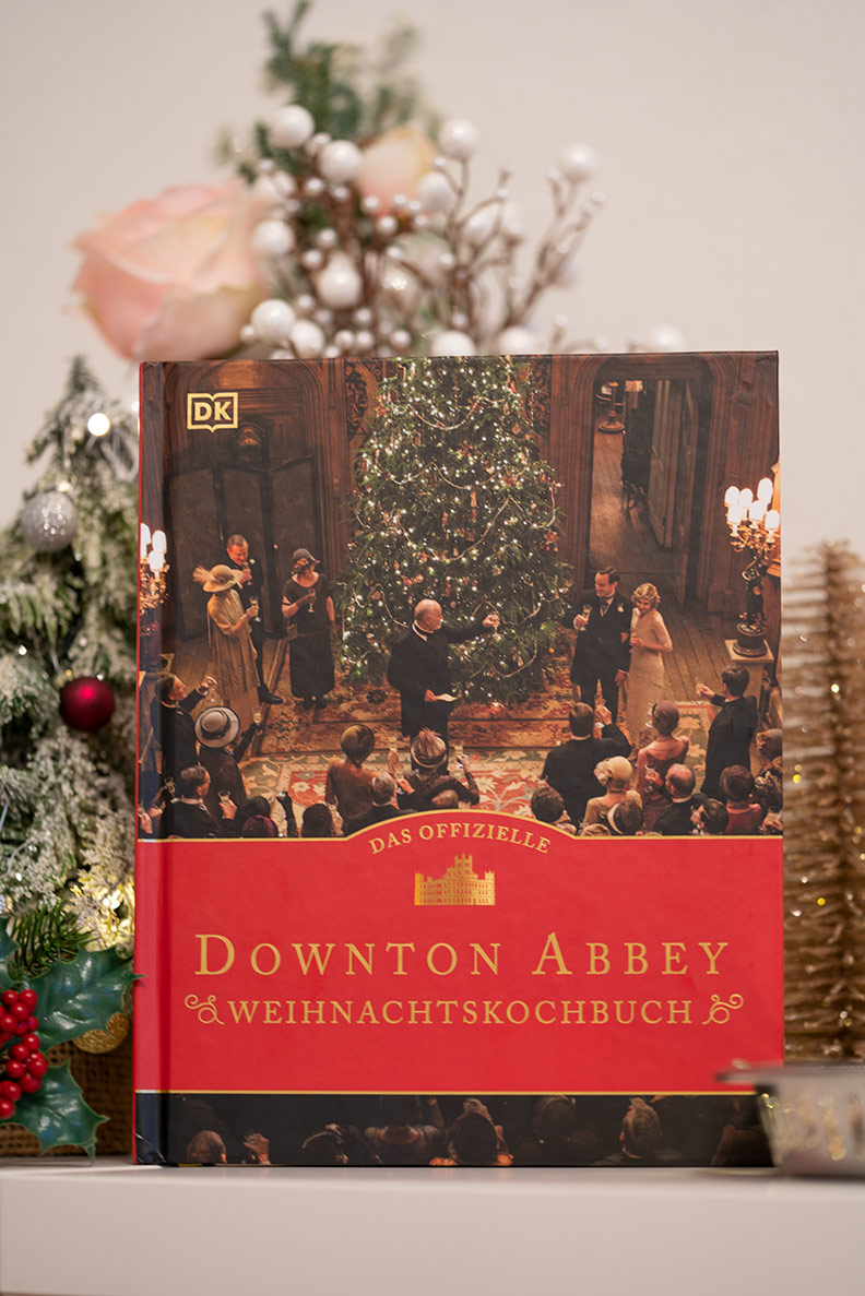 RetroCats Fazit zum offiziellen Downton Abbey Kochbuch vom DK Verlag