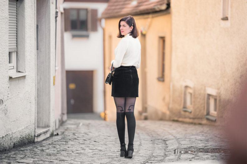 Overknee Strumpfhose: Wie Du sie trägst und stylst