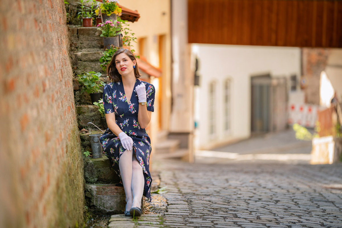 Lovely Flower Dresses for Spring and how to style them