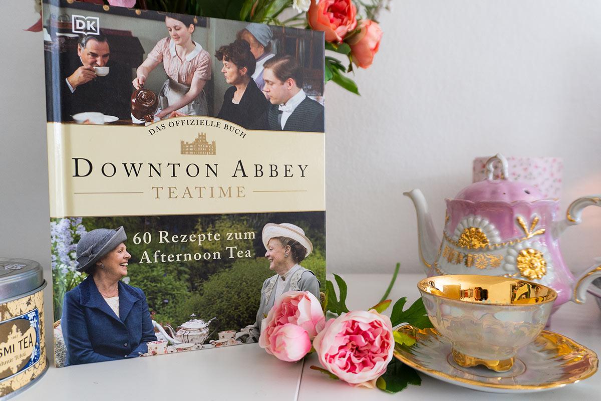 Für den stilvollen Nachmittagstee: Das offizielle Downton Abbey Teatime Buch+ Gewinnspiel