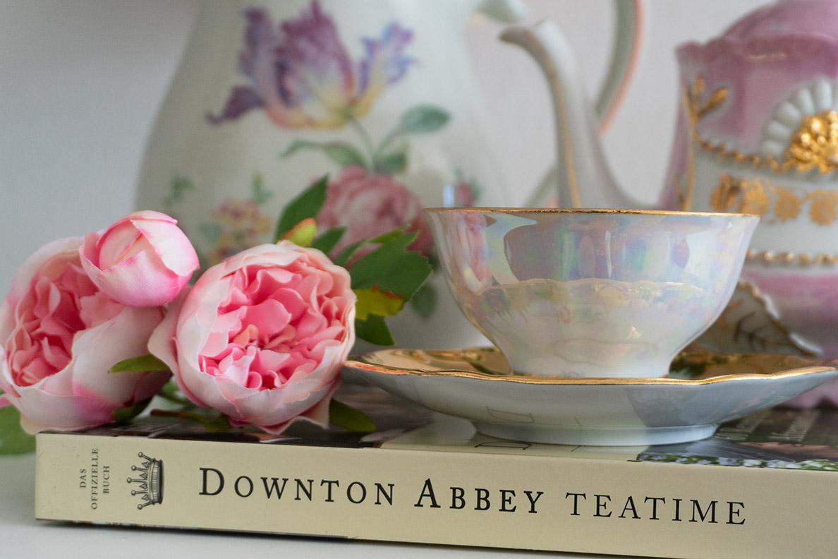 RetroCats Fazit zum Downton Abbey Teatime Buch