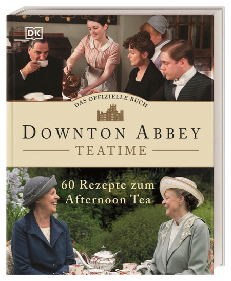 Downton Abbey Teatime: RetroCat stellt das offizielle Buch vor