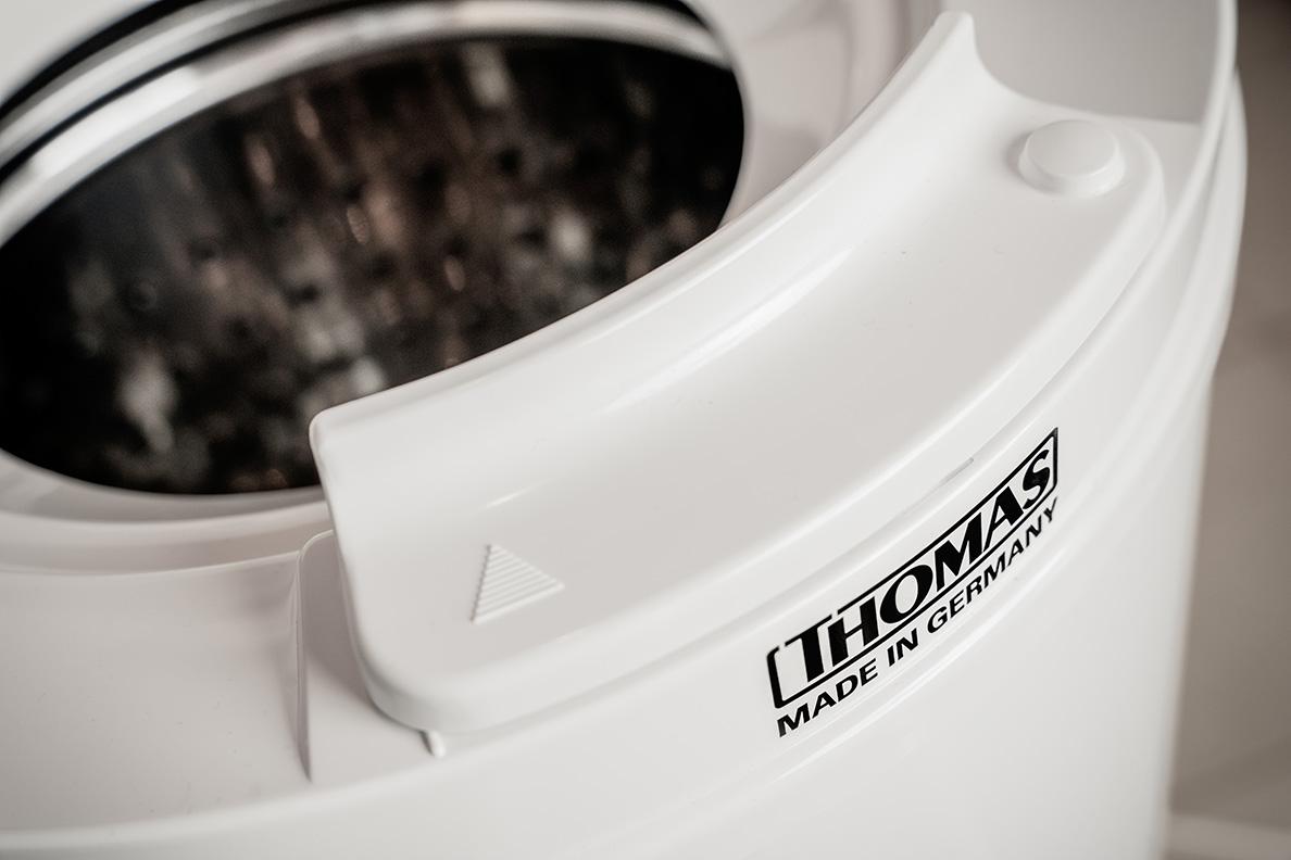 Die Wäscheschleuder von THOMAS made in Germany