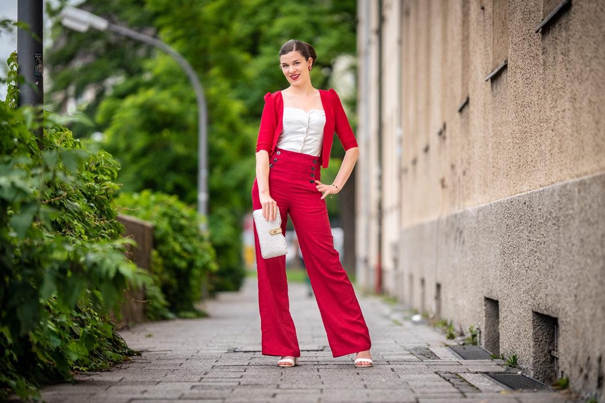 Mode-News: Das neue Retro-Label 18nulleins Lady aus Deutschland